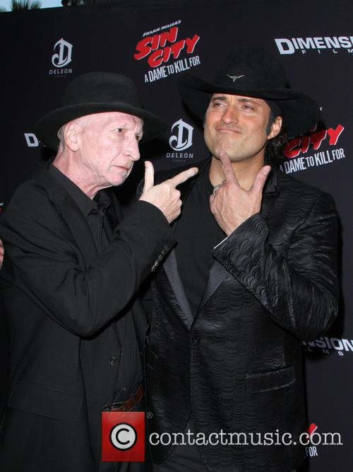 Frank Miller and Robert Rodriguez 2