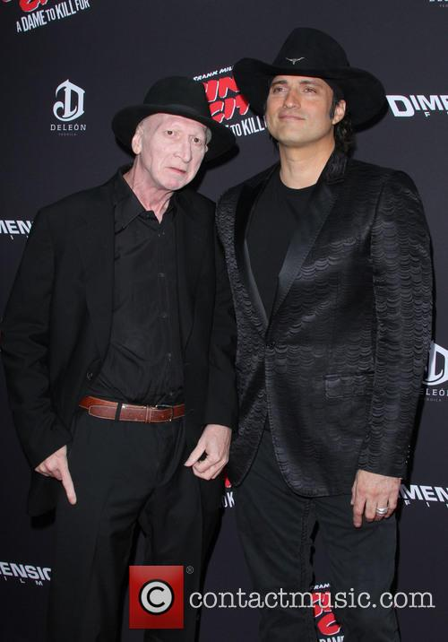 Frank Miller and Robert Rodriguez