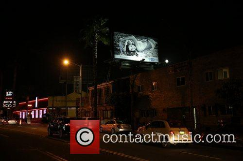 138 Water Debuts 2nd Hollywood Billboard With Abigail...