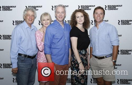 Bill Buell, Caroline Lagerfelt, Tim Mcgeever, Brenda Meaney and Philip Mills 2