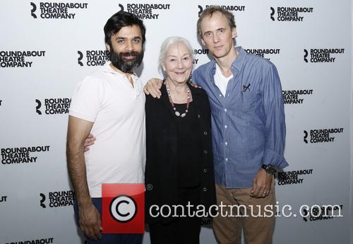 Nick Choksi, Rosemary Harris and Neal Huff 3