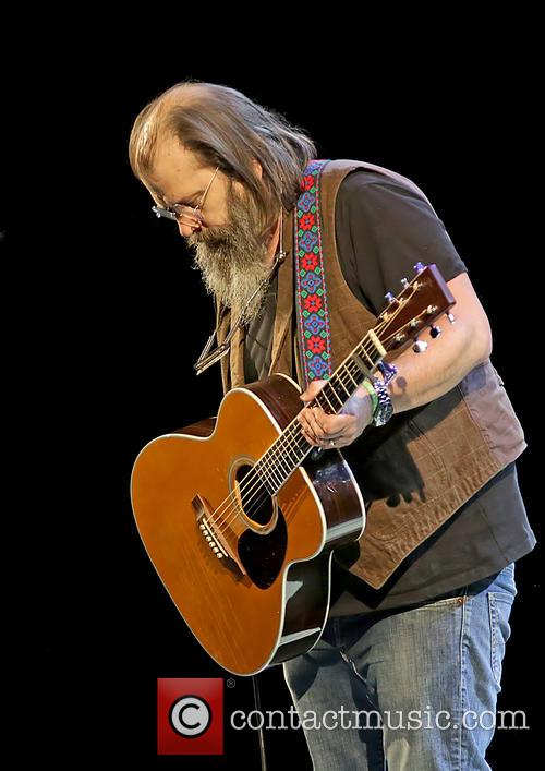 Steve Earle performing at Echo Arena Liverpool