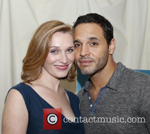 Kate Jennings Grant and Daniel Sunjata 1