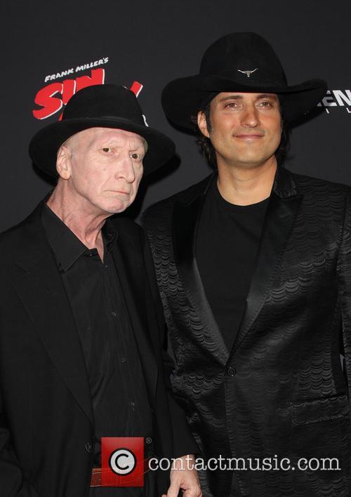 Frank Miller and Robert Rodriguez 4