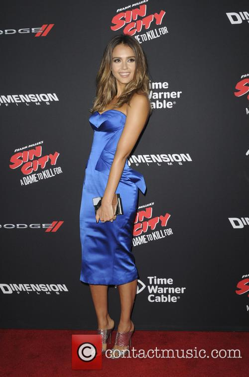 jessica alba sin city a dame to 4331184