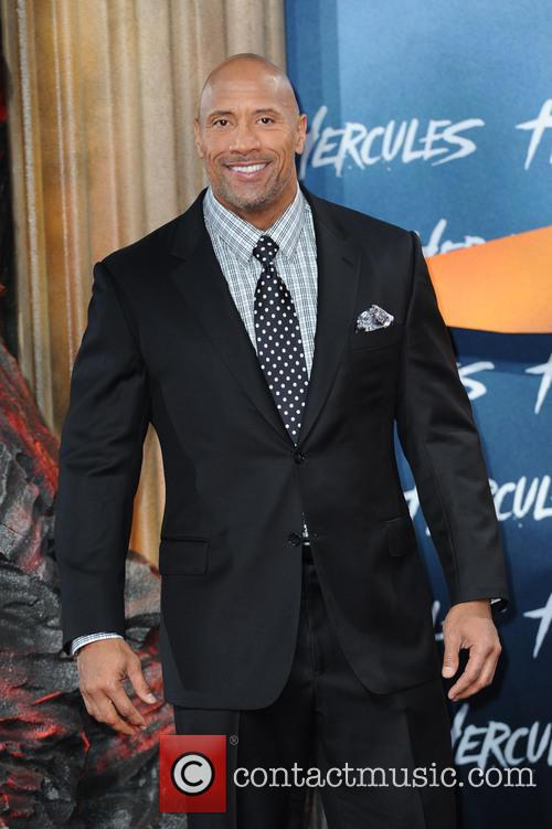 Dwayne Johnson 5