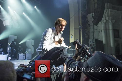 The Hives and Pelle Almqvist 4