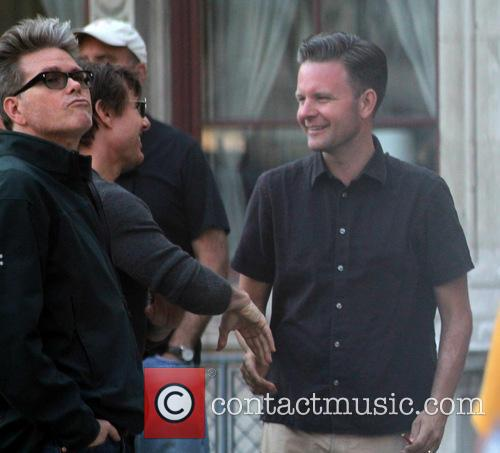 Christopher Mcquarrie, Tom Cruise and Guest 3