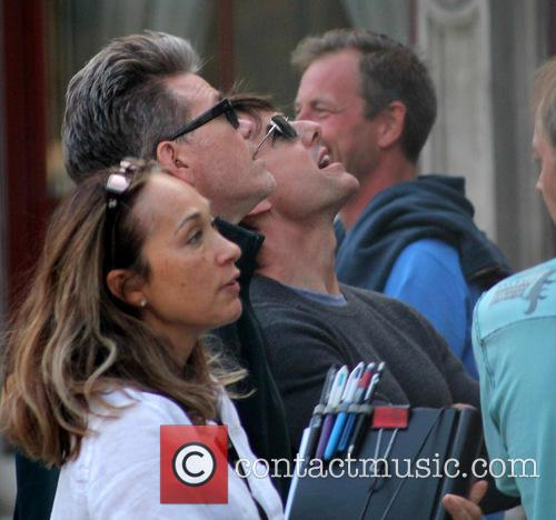 Tom Cruise, Christopher McQuarrie and Guest 7