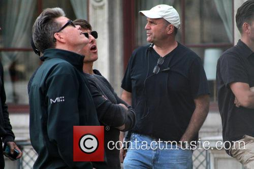 Tom Cruise, Christopher McQuarrie and Guest 9