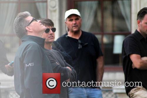 Tom Cruise, Christopher Mcquarrie and Guest 1