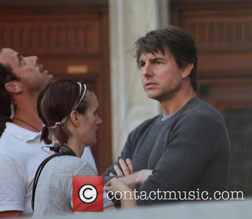 Tom Cruise and Guest 7