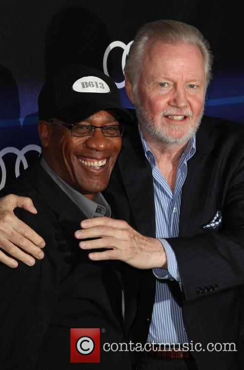 Joe Morton and Jon Voight 2