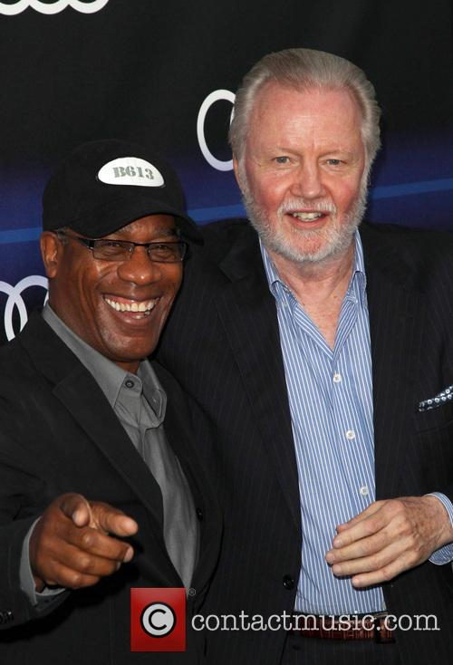 Joe Morton and Jon Voight 1