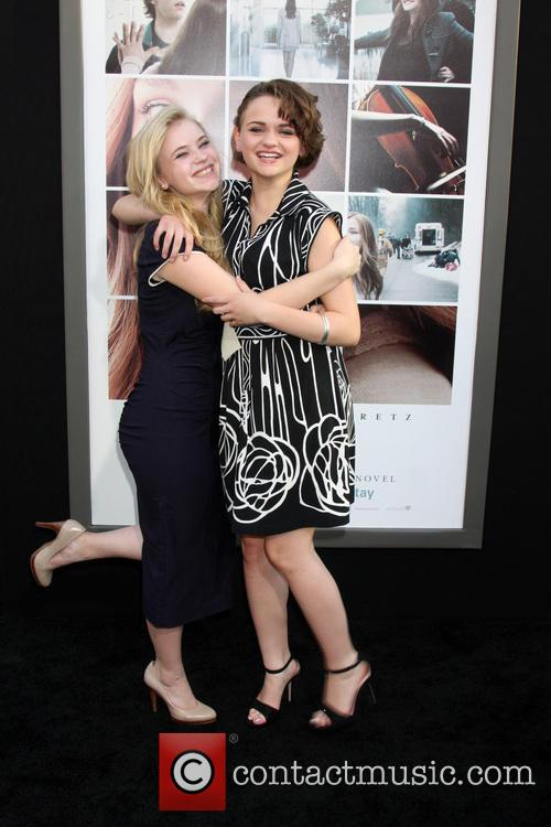 Los Angeles Premiere of 'If I Stay' -...