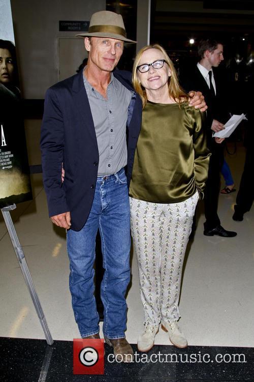 Amy Madigan and Ed Harris