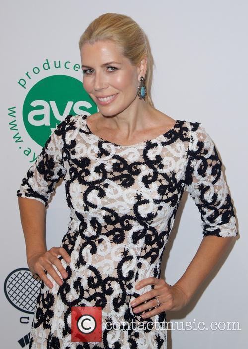Tennis and Aviva Drescher 9