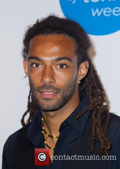 Tennis and Dustin Brown 1