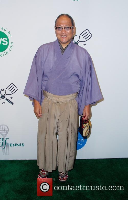 Tennis and Masaharu Morimoto 3