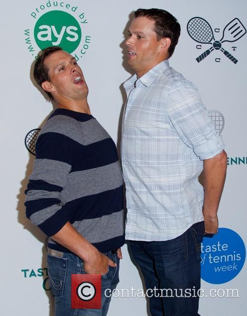 Tennis, Mike and Bob Bryan 6
