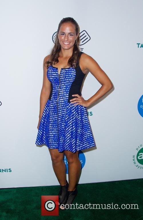 Tennis and Monica Puig 5
