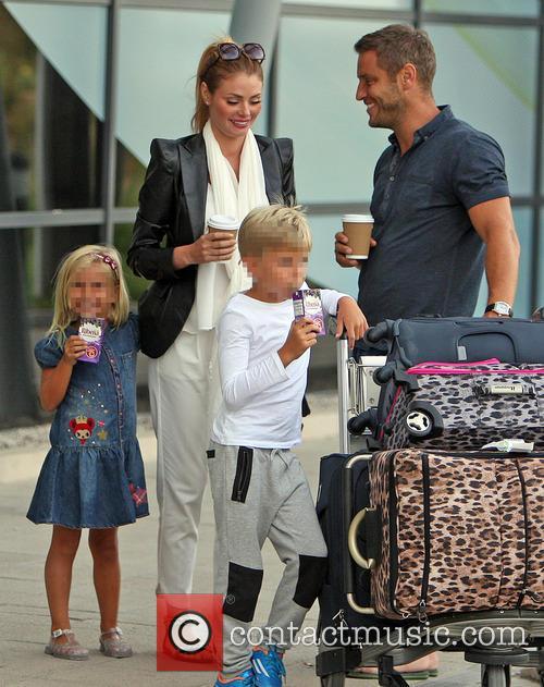 Elliott Wright, Chloe Sims and Olivia Wright
