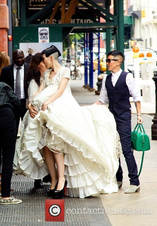 Michelle Harper and Jenny Shimizu 11