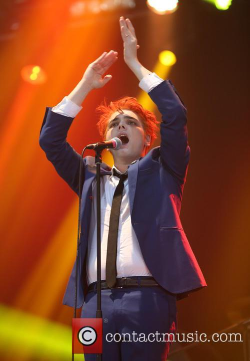 Gerard Way and My Chemical Romance 3
