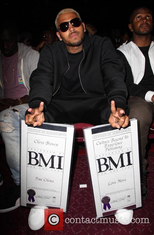 Chris Brown 4
