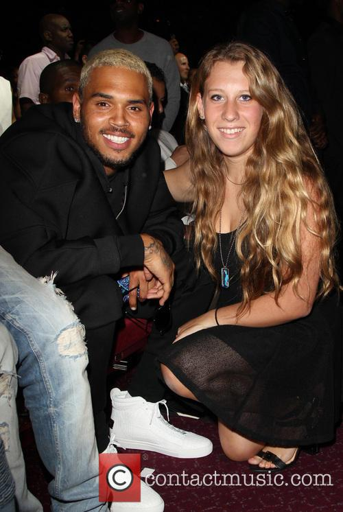 Chris Brown and Guest 2