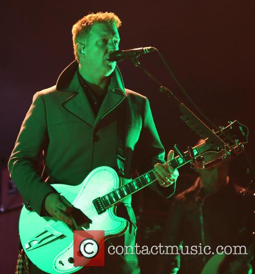 Queens Of The Stoneage and Josh Homme 3