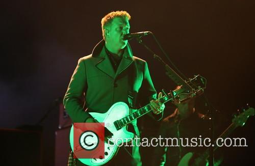 Queens Of The Stoneage and Josh Homme 5