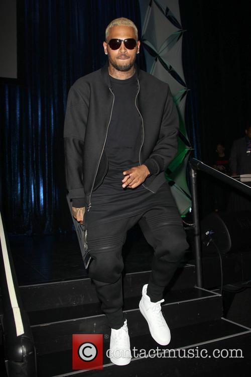 Chris Brown 15