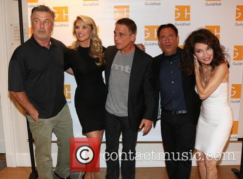 Alec Baldwin, Christie Brinkley, Tony Danza, Eugene Pack and Susan Lucci 2