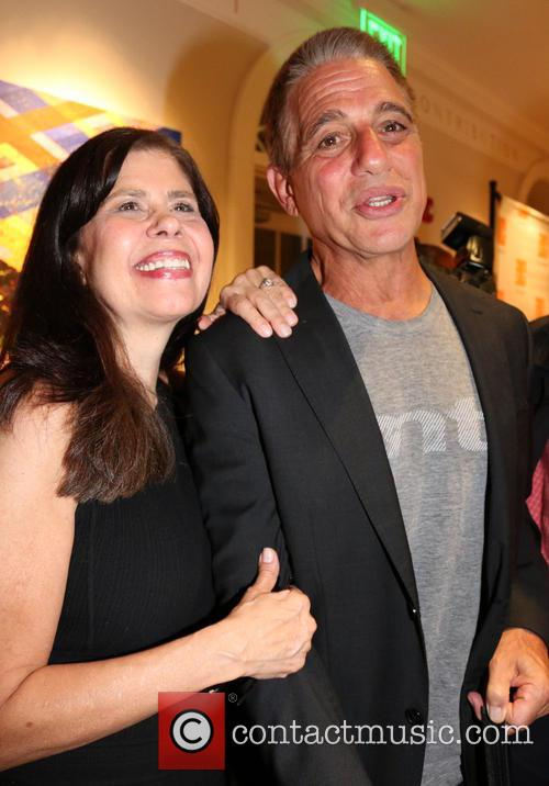 Dayle Reyfel and Tony Danza 3