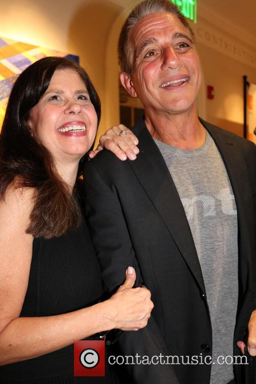 Dayle Reyfel and Tony Danza 4
