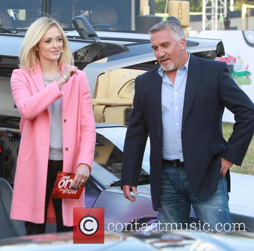 Fearne Cotton and Paul Hollywood 1