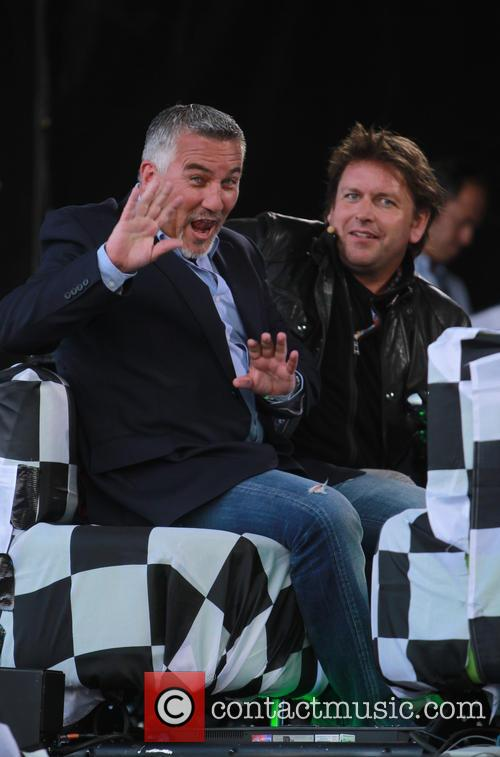 Paul Hollywood and James Martin 3