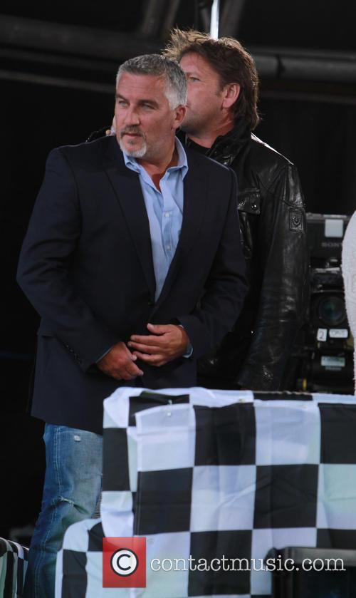 Paul Hollywood and James Martin 5
