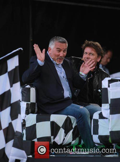 Paul Hollywood and James Martin 8