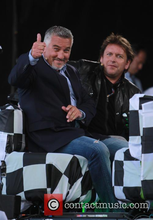 Paul Hollywood and James Martin 1