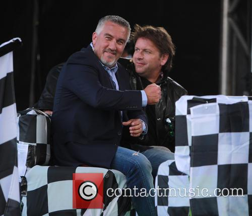 Paul Hollywood and James Martin 11