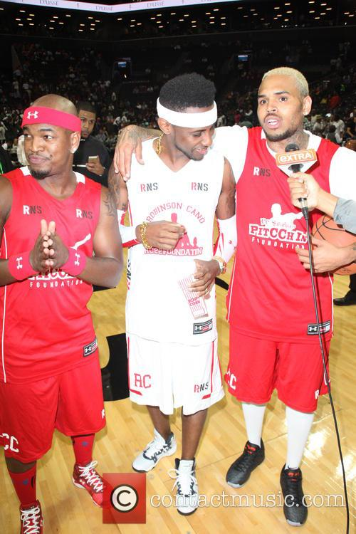 Ne-yo, Fabolous and Chris Brown 2