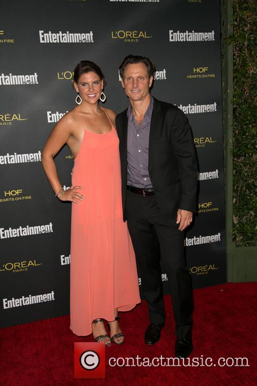 Anna Musky-goldwyn and Tony Goldwyn 3