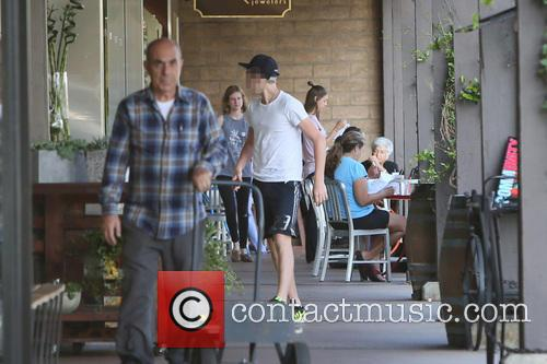 The Beckham family spotted at Soul Cycle