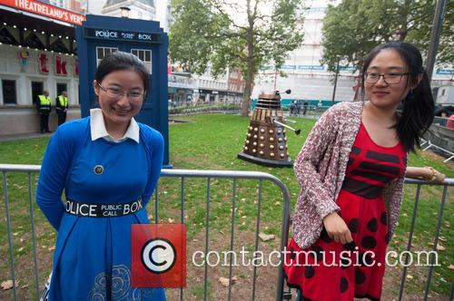 'Doctor Who' screening held at the Odeon Leicester...