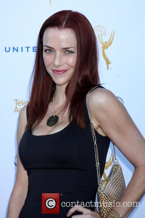 Annie Wersching, Pacific Design Center, Emmy Awards