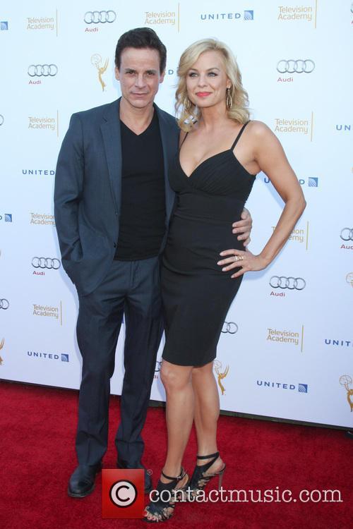 Jessica Collins and Christian Leblanc 4