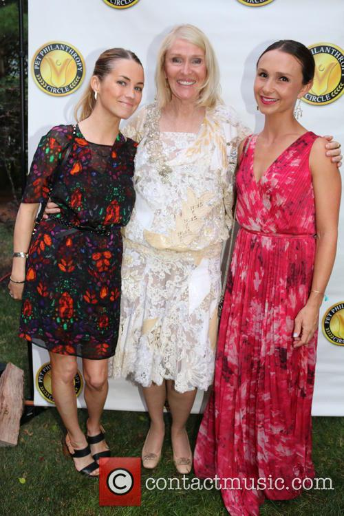 Jewel, Amanda Hearst and Bloomberg 1