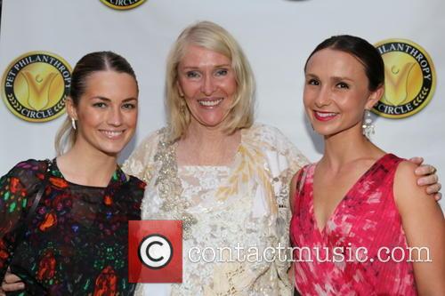 Jewel, Amanda Hearst and Bloomberg 2